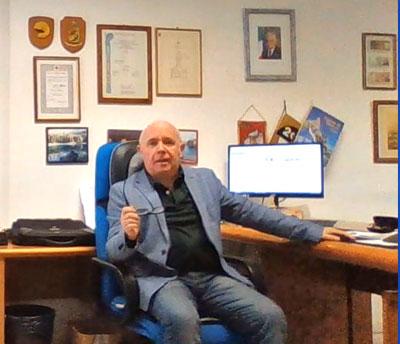 """Viterbo, Angelo Allegrini (Dir. Archivio di Stato): """"L'Ospedale degli Infermi nuova sede dell'Archivio di Stato"""""""