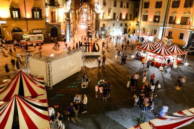 """Viterbo, Progetti, cultura? Tanta vanagloria e un po' di """"fazismo di piazza"""", ecco cosa ha lasciato Caffeina a Viterbo"""