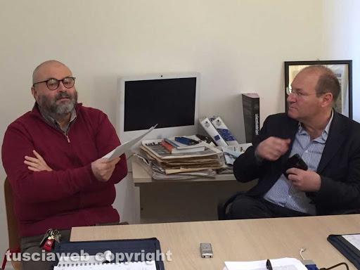 Viterbo, interviste, il webgazzettino stra-local ignora il procuratore capo Paolo Auriemma, come mai? Choc da Palaramaragate?