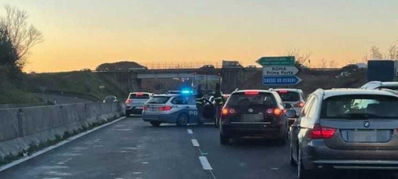 incidente-cassia-bis-polizia-stradale