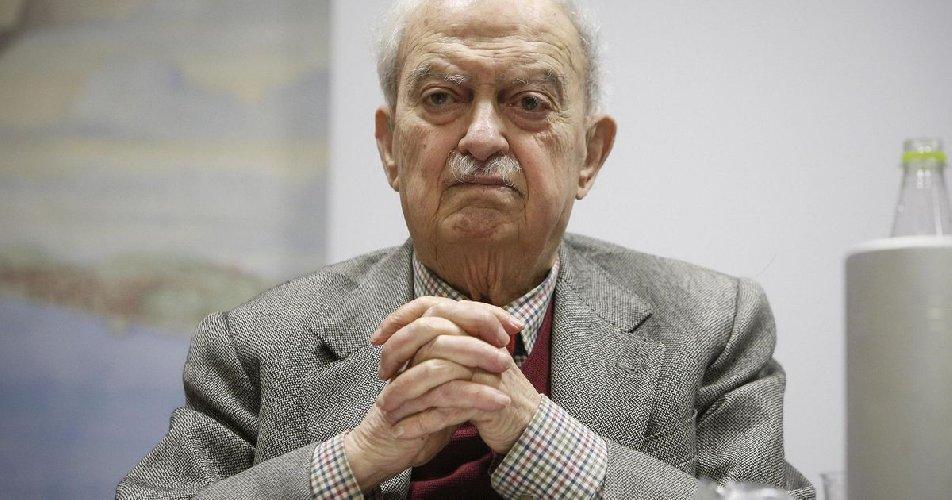 La morte di Emanuele Macaluso