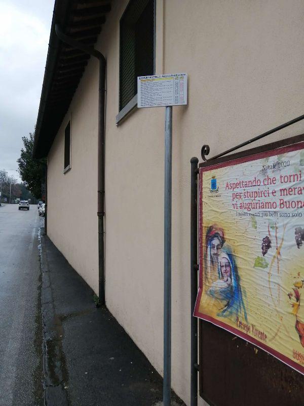 Vetralla, mancano le pensiline alle fermate degli autobus, l'amministrazione abbandona il territorio