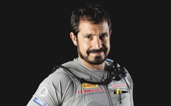 Sport, Francesco Mongelli, un viterbese nell'equipaggio di Luna Rossa