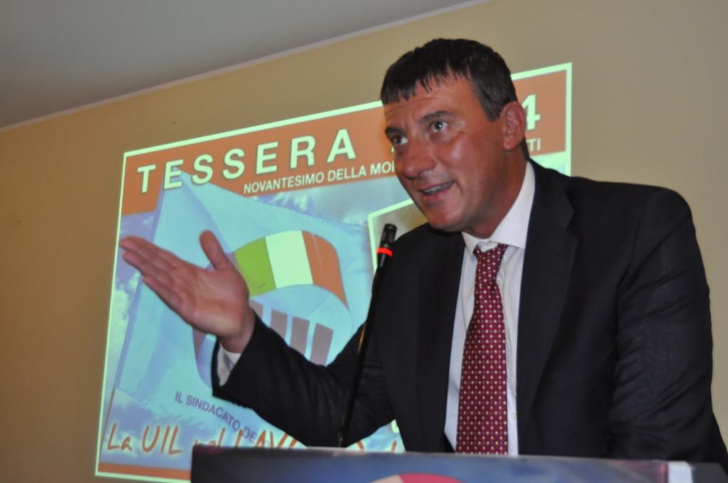 """Viterbo, ritratti, sindacalisti ultra """"stra-local"""", il caso Turchetti, l'uomo ovunque della Uil con il culto di se stesso"""
