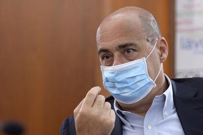 """Caos nel Pd, la nota, Zingaretti si dimette gridando al complotto dei """"poltronisti"""", ma intanto la Lega """"conquista"""" Draghi"""