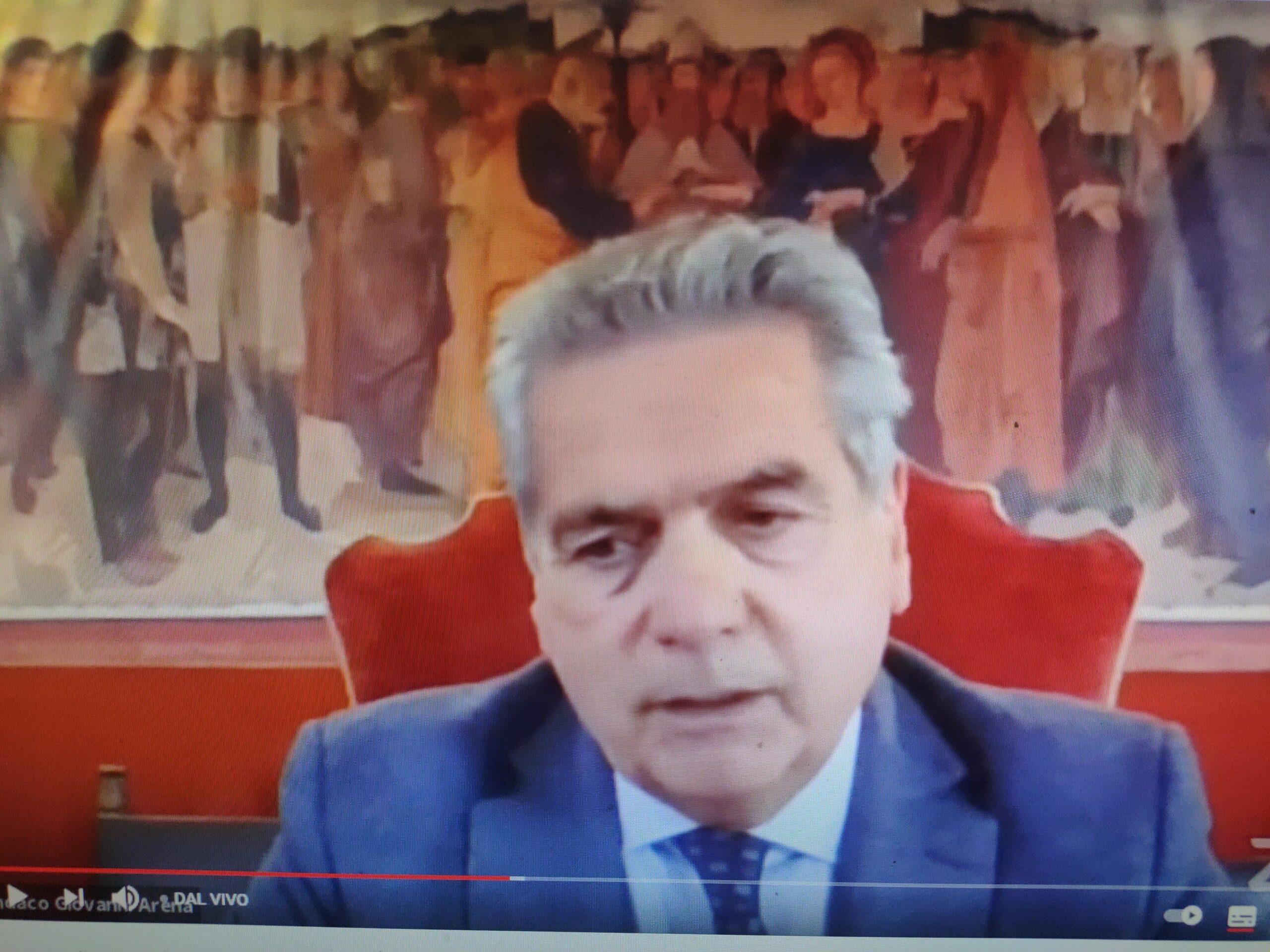 Viterbo, consiglio comunale: è qui che Giò Tenerone diventa il balbettante Joao Farfugliào