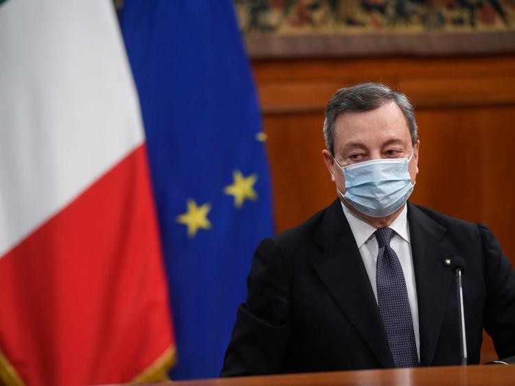 """Covid, il realismo di Draghi: """"Non sappiamo quanto dura, più preparazione per il futuro"""""""