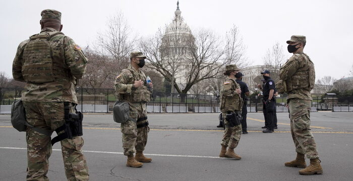 Security on Capitol Hill