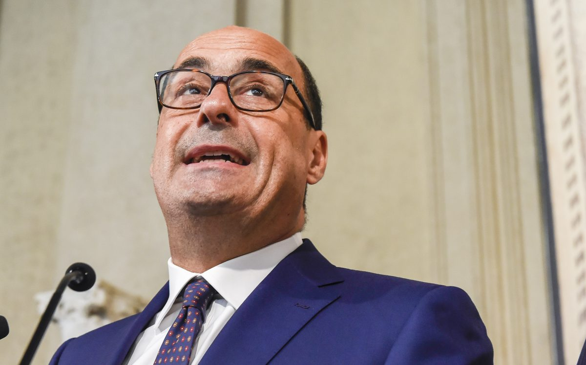 Rifiuti da  Roma, Zinga firma, altre 100 tonnellate in arrivo a Viterbo