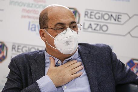Nicola Zingaretti presenta ''Un ponte per il lavoro''