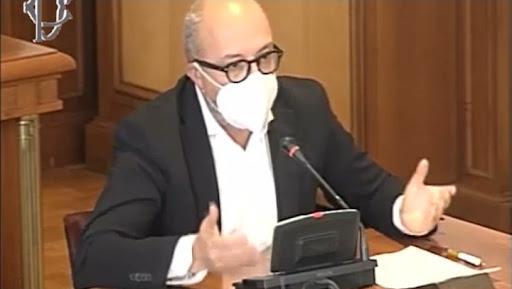 Viterbo, ritratti, l'onorevole Mauretto (prossimo ministro meloniano?) si dà al turismo