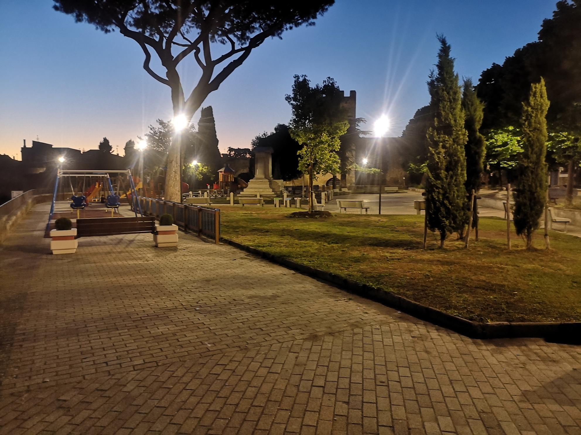 Viterbo, note, a Tarquinia il senso civico però con tutta la crisi politica c'è