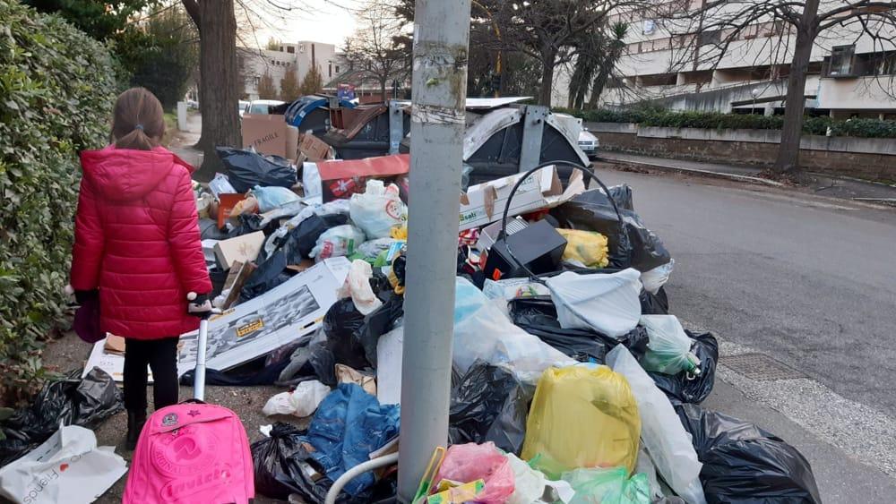 Rifiuti Roma,  200 tonnellate finiranno a Viterbo fino al 15 luglio