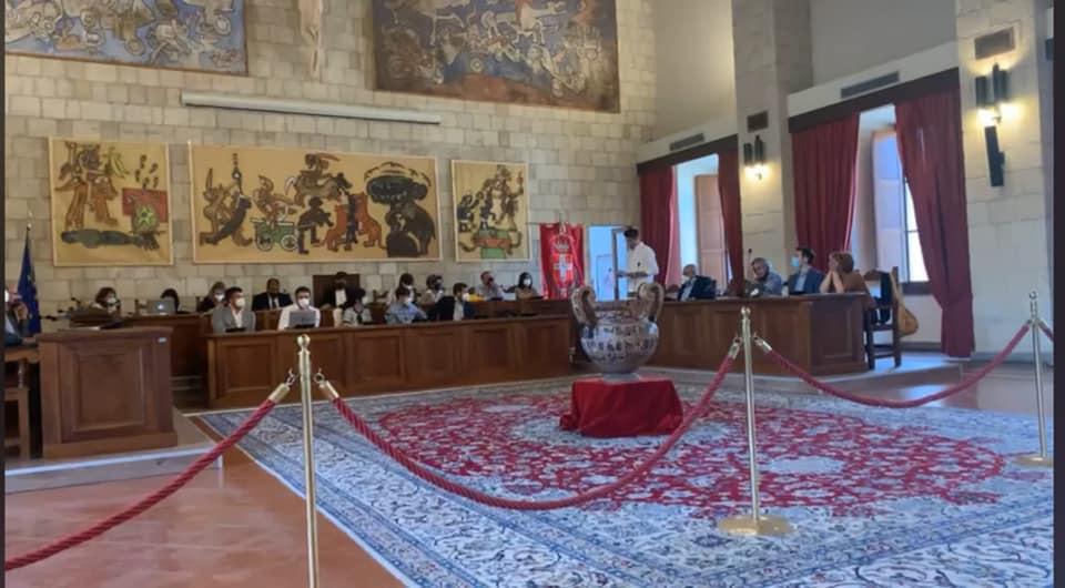 Tarquinia, Manuel Catini torna in consiglio comunale dopo 3 anni