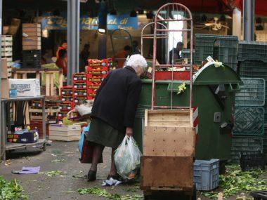 EUROSTAT: IN ITALIA RISCHIO POVERTA' AL 27,3% NEL 2018