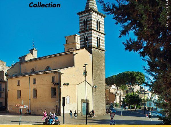 """Viterbo, Arte, ha preso il via agli Almadiani  """"la Via degli Artisti-Collection"""""""