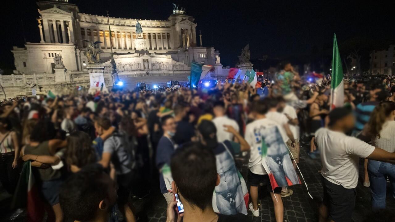 """Italia campione d'Europa, l'allarme di D'Amato: """"Pagheremo i festeggiamenti con aumento dei casi Covid"""""""