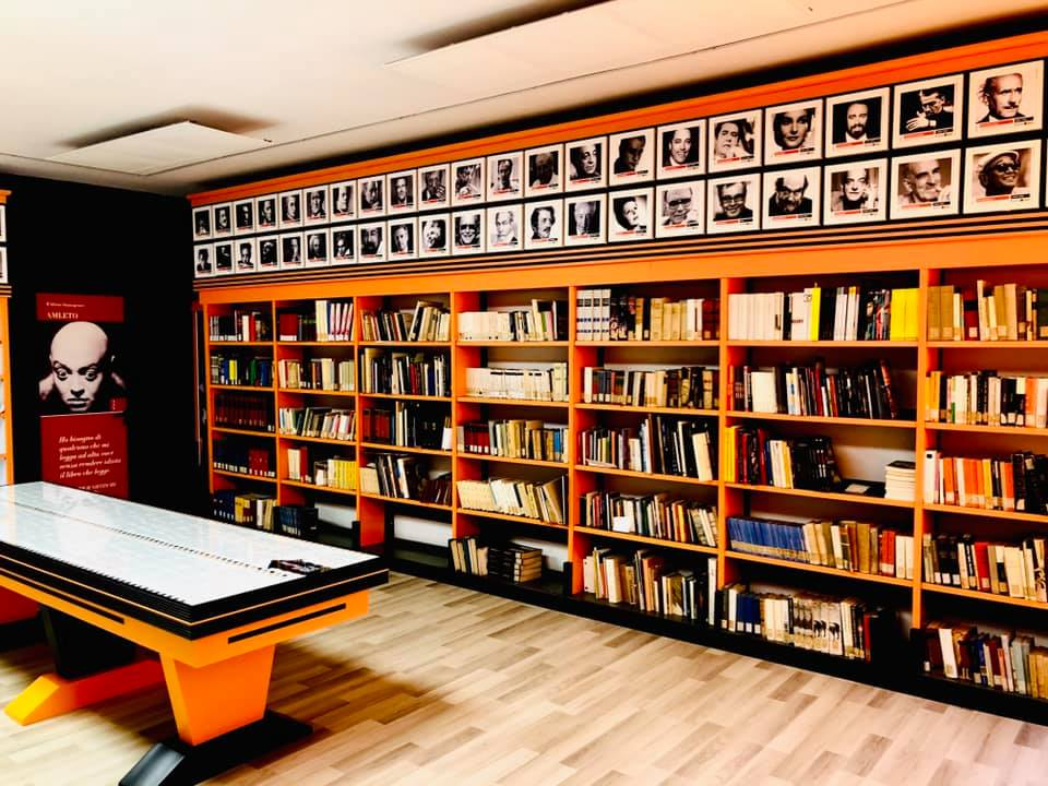 """Viterbo, Biblioteca, Pelliccia ringrazia pubblicamente il consigliere regionale Panunzi: """"Sono riconoscente a chi dona del suo per acquisto di libri"""""""