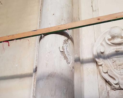 Sutri, via libera al restauro della Chiesa di San Francesco