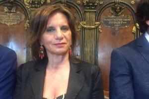 """Viterbo, Laboratorio Restauro, Laura Allegrini: """"Pelliccia vuole salvarlo, condivido"""""""