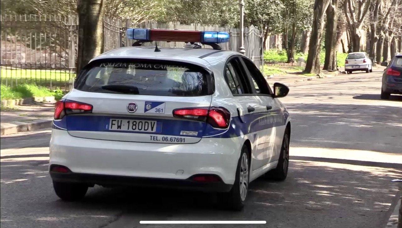 Ancora sangue sulle strade di Roma, incidente mortale lungo la Via Trionfale
