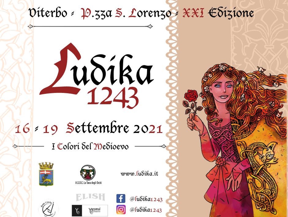 """Viterbo, che i festival """"rotelliani"""" abbiano inizio, parte Ludika"""