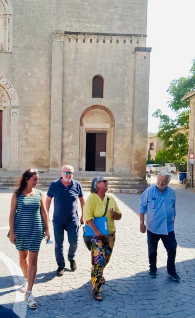 Tarquinia, Cinema, Alice Rohwracher e Pupi Avati girano nella cittadina della Tuscia