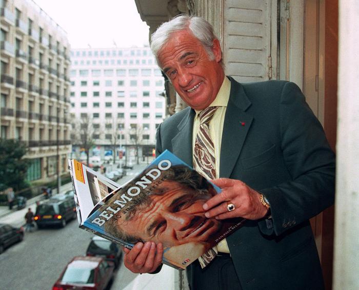 E' morto a Parigi ad 88 anni l'attore francese Jean-Paul Belmondo
