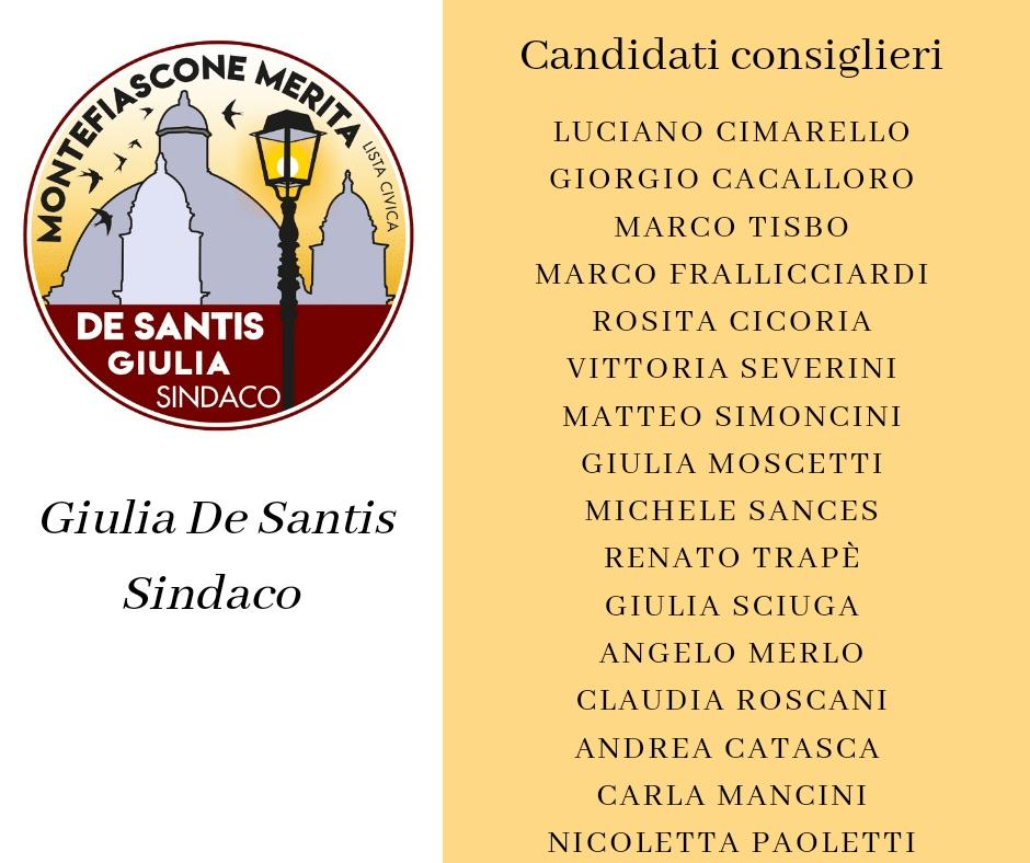 Comunali 2021, clamoroso a Montefiascone, annullata la lista civica De Santis (Pd e M5s)