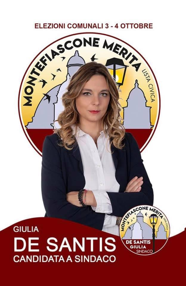 Montefiascone, il Tar riammette la lista Montefiascone merita, per Giulia de Santis sindaco